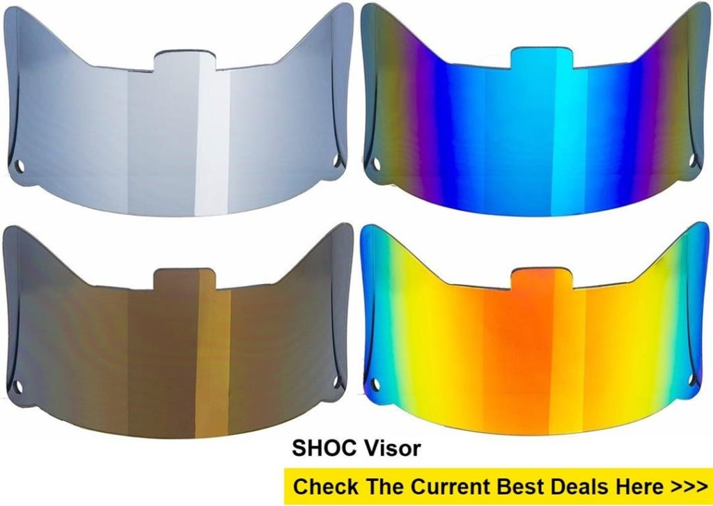 SHOC Visors For Football Best Deals
