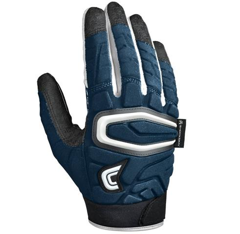 Cutters Gloves Adult The ShockSkin Gamer Streamlined Glove