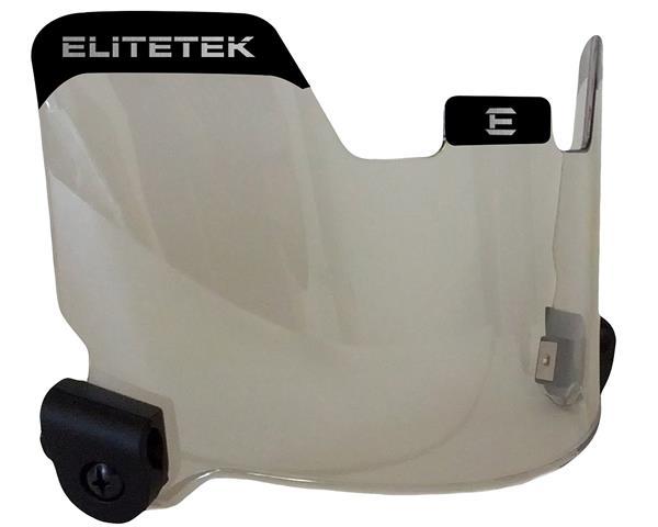 Elitetek Football Eye-shield Visor (Tinted Mirror)