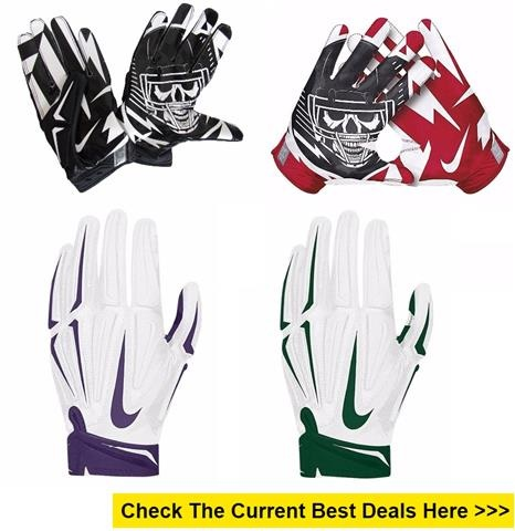 Nike Superbad 3.0 Padded Football Receivers Gloves cheap