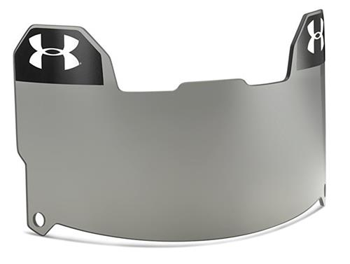 Under Armour Football Visor Gray Price