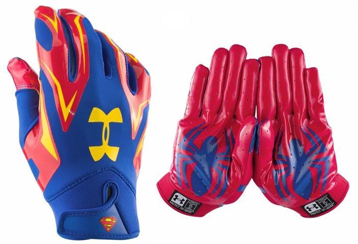 Under Armour Men's Alter Ego F4 Football Gloves