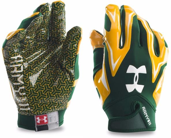 Under Armour Men's UA Army of 11 F4 Football Gloves