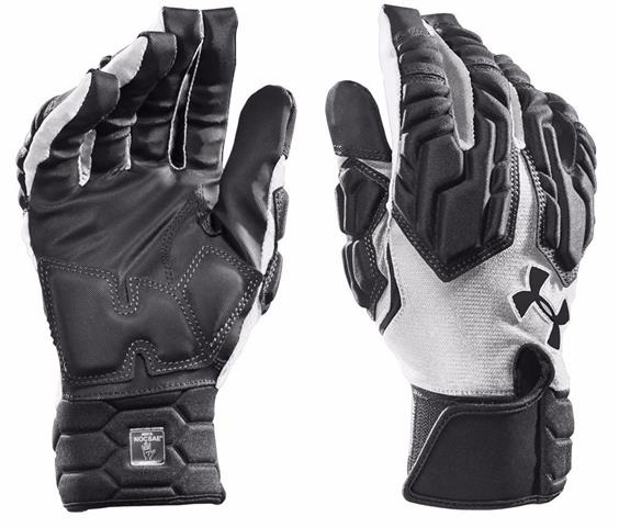 Under Armour Men's UA Combat III Football Gloves
