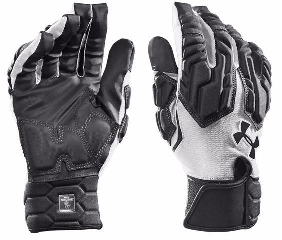 Under Armour Men's UA Combat III Football Gloves