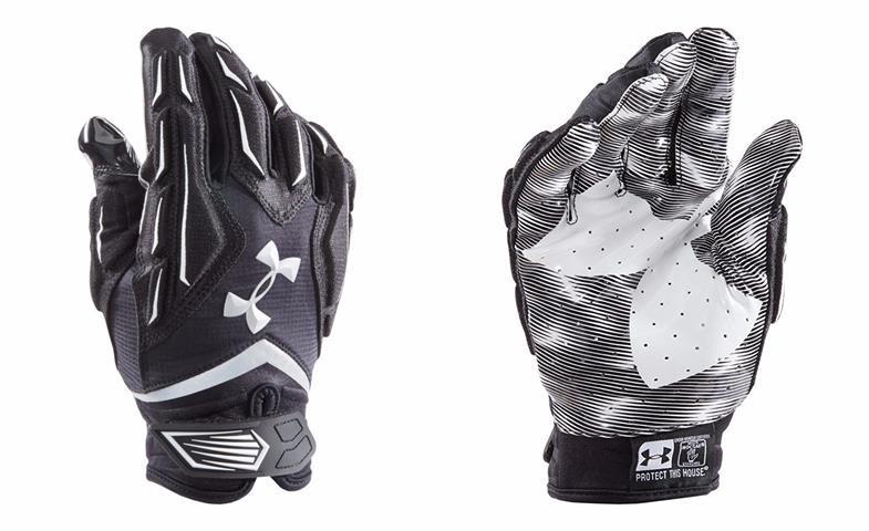 Under Armour Men's UA Nitro Warp Padded Football Gloves rating