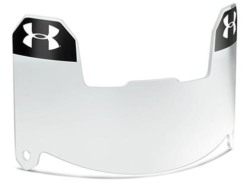 Under Armour Youth Standard Football Visor Clear Price