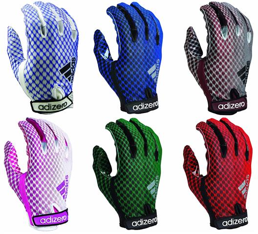 Adult Cutters Lineman Padded Football Glove Flexible Padded Palms /& Back of Hand Force 3.0 Extreme Grip Football Glove 1 Pair