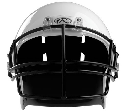 Rawlings Momentum Plus football helmet facemask Youth Black SN2JR