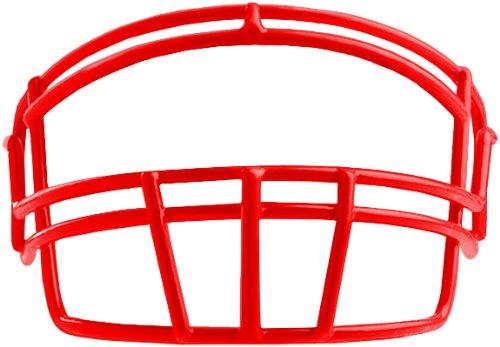 Rawlings Momentum Plus football helmet facemask Youth Scarlet