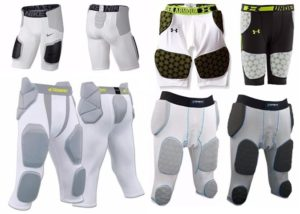 Best Integrated Football Pants With Pads Built In For Youth, Boys and Men