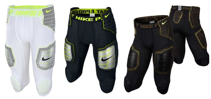 Men's Nike Hyperstrong Compression Hard Plate Football Pant