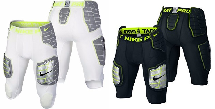 Men's Nike Hyperstrong Compression Hard Plate Football Short