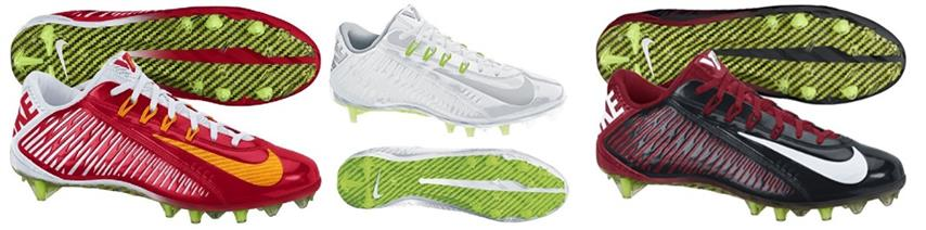 Nike Vapor Carbon Elite TD Mens Football Cleats