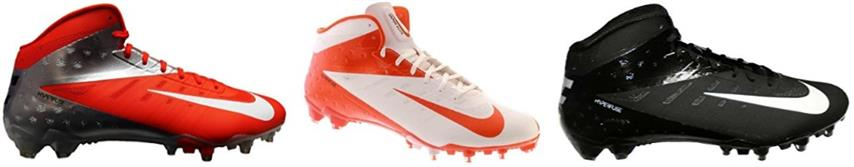 Nike Vapor Talon Elite 34 TD Men's Molded Football Cleats