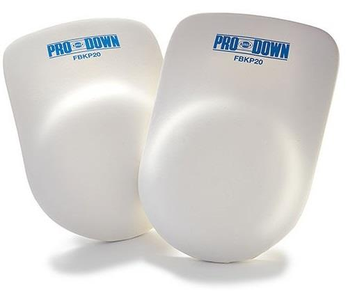 Pro-Down Intermediate Vinyl Dip Knee Pad 7.5 inch (pair)