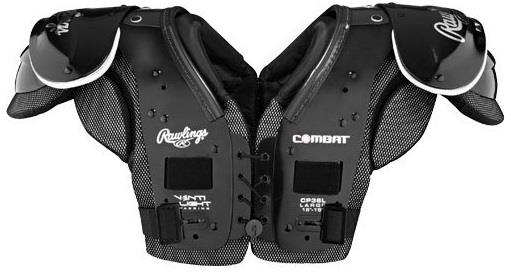 Rawlings Combat 36L Football Shoulder Pad