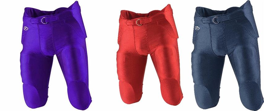Rawlings F2500P Youth Integrated Football Pants