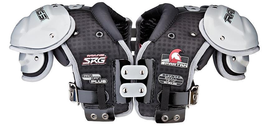 Rawlings SPTNYF Youth X-Spartan Shoulder Pad Medium