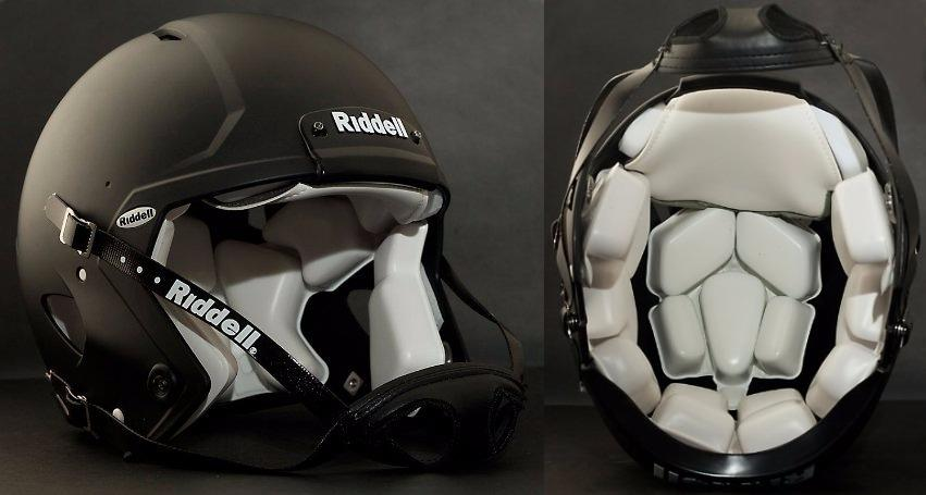 Was adult helmet revolution riddell