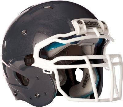 Schutt Adult ION 4D Football Helmet Black large