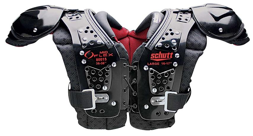 Schutt Sports Mid Flex 2.0 All Purpose Shoulder Pad