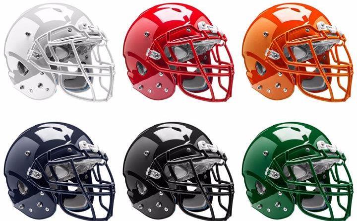 Schutt Sports Vengeance VDT Football Helmet Navy Blue ACEGUARD NOT INCLUDED