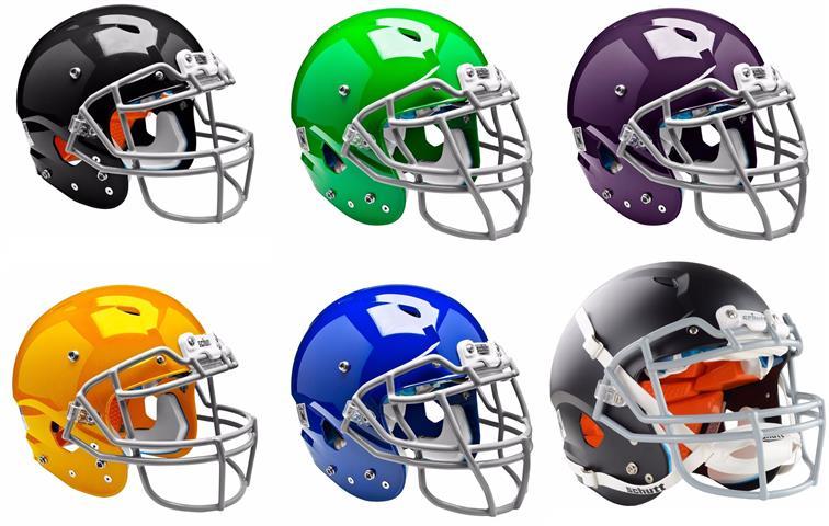 Schutt Sports Youth Vengeance DCT Hybrid Football Helmet without Faceguard