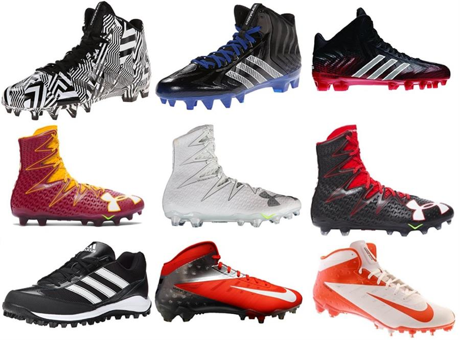 Top 10 Best Football Cleats For Youth Adults Reviews