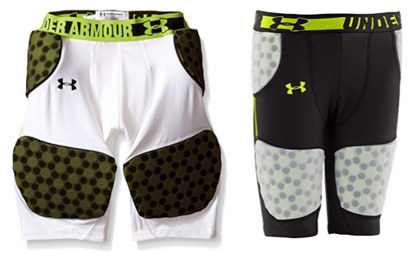 Under Armour Boys' 5-Pad Football Girdle