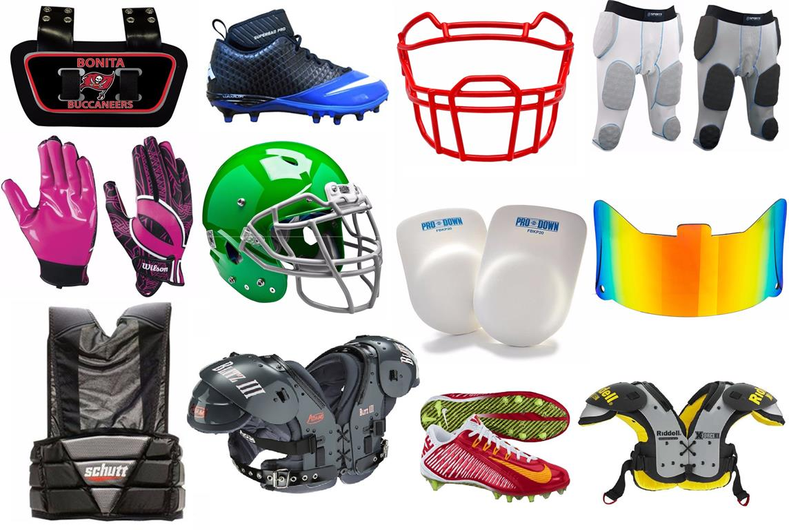 American Football Protective Gear and Accessories Reviews - Shocpro