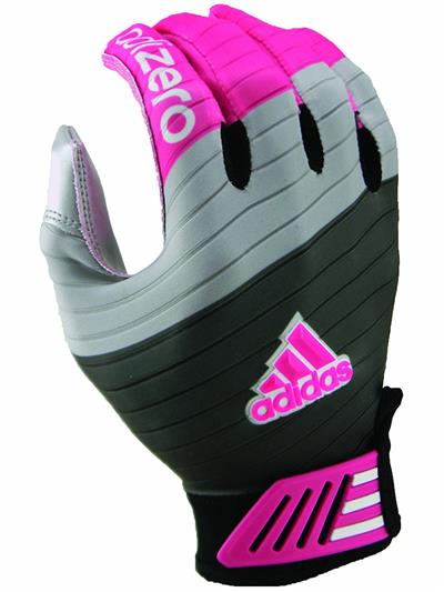 Adidas AdiZero Smoke Football Receiver Gloves
