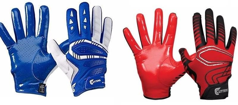 Cutters football gloves reviews