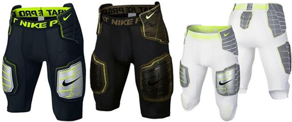 a905ac64 Nike Pro Combat Hyperstrong Football Pants With Knee Pads Reviews 2018