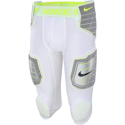 PRO Combat Hyperstrong 3/4 Pants White
