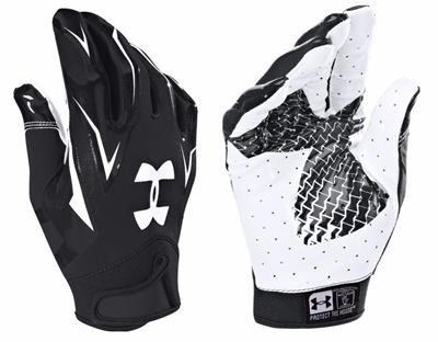 Under Armour Men's UA F4 Football Gloves