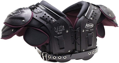 adams vs500 Varsity football shoulder pads