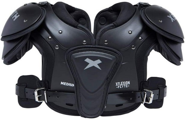 xenith flyte youth shoulder pad